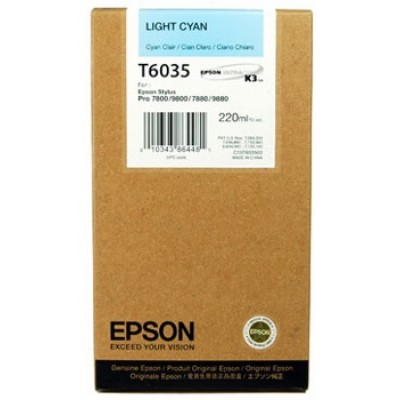 Струйный картридж Epson C13T603500