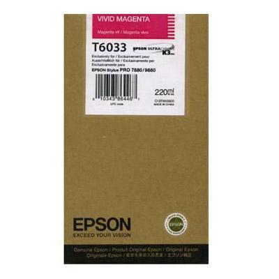 Струйный картридж Epson C13T603300