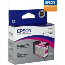 Струйный картридж Epson C13T580300