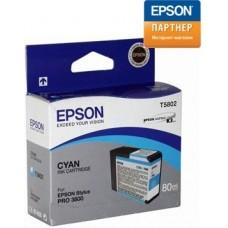 Струйный картридж Epson C13T580200