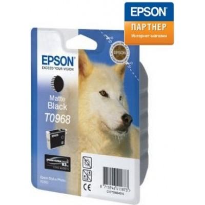 Струйный картридж Epson C13T09684010