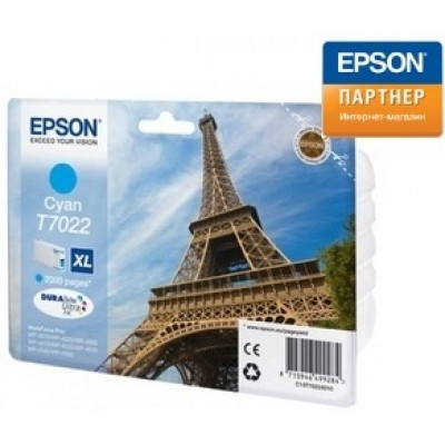 Струйный картридж Epson C13T70224010