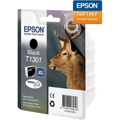 Струйный картридж Epson C13T13014010