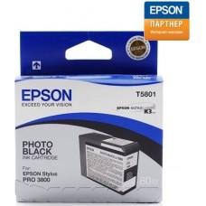 Струйный картридж Epson C13T580100