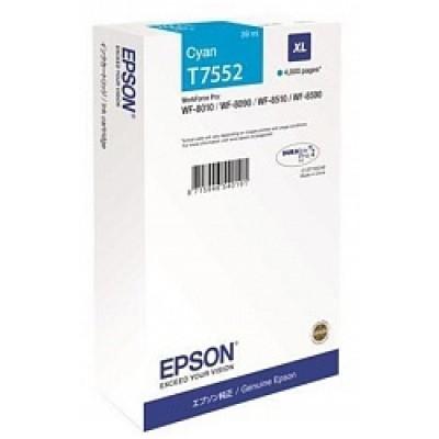 Струйный картридж Epson C13T755240