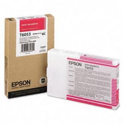 Струйный картридж Epson C13T605300