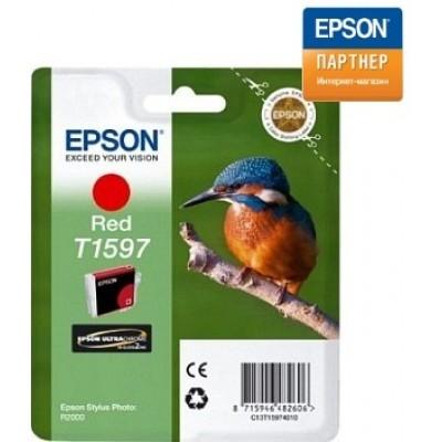 Струйный картридж Epson C13T15974010