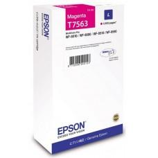 Струйный картридж Epson C13T756340