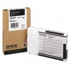 Струйный картридж Epson C13T605100