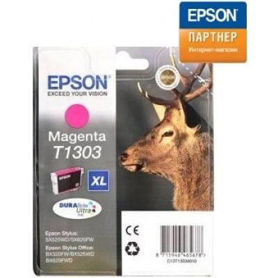 Струйный картридж Epson C13T13034010