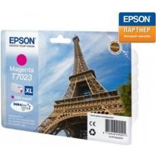 Струйный картридж Epson C13T70234010