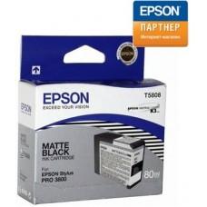Струйный картридж Epson C13T580800