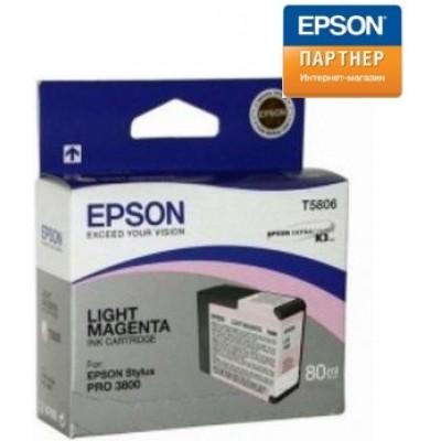 Струйный картридж Epson C13T580600