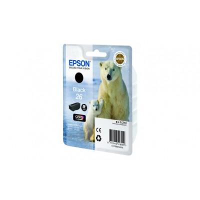 Струйный картридж Epson C13T26014010