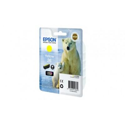 Струйный картридж Epson C13T26144010