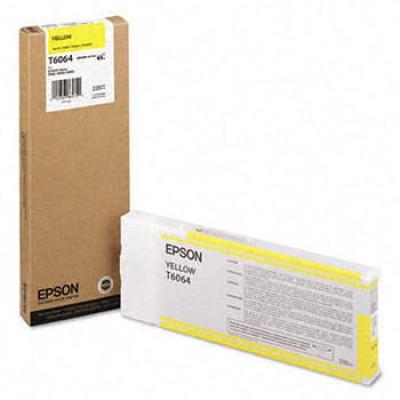 Струйный картридж Epson C13T606400