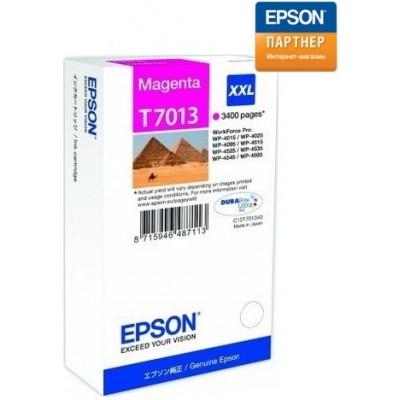 Струйный картридж Epson C13T70134010