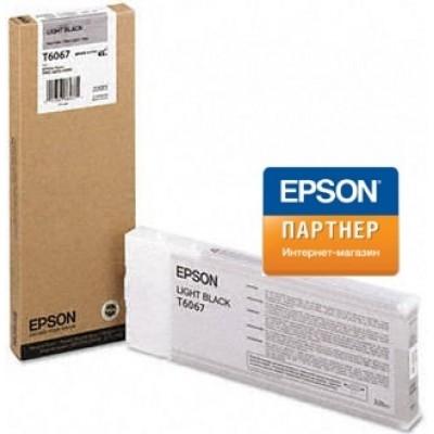 Струйный картридж Epson C13T606700
