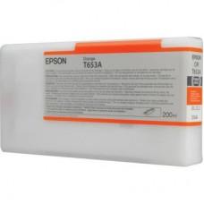 Струйный картридж Epson C13T653A00