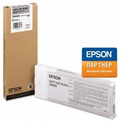 Струйный картридж Epson C13T606900