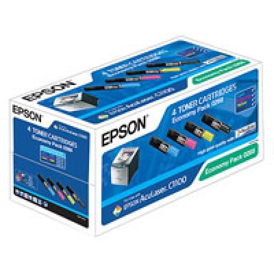 Комплект картриджей Epson C13S050268