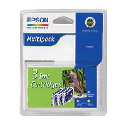 Комплект картриджей Epson C13T048B40