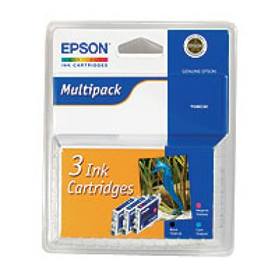 Комплект картриджей Epson C13T048C40