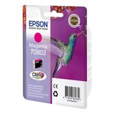 Струйный картридж Epson C13T08034010