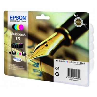 Набор картриджей Epson C13T16264010
