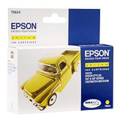 Струйный картридж Epson C13T06344A