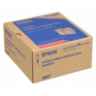Тонер-картридж Epson C13S050607