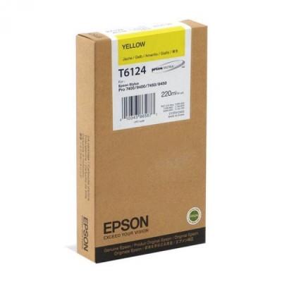 Струйный картридж Epson C13T612400