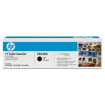 Картридж HP CB540A (125a)