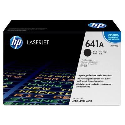 Картридж HP C9720A (641a)