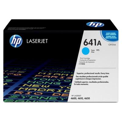 Картридж HP C9721A (641a)