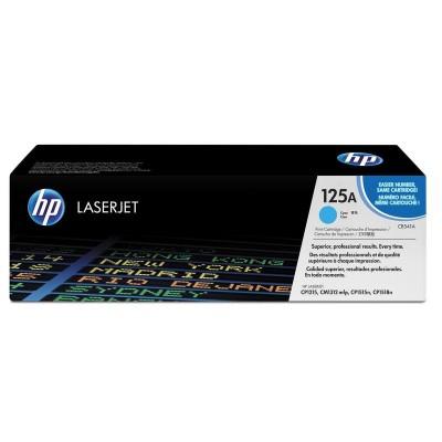 Картридж HP CB541A (125a)