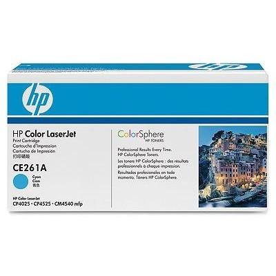 Картридж HP CE261A (648a)