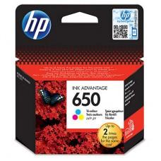 Струйный картридж HP CZ102A (№650)