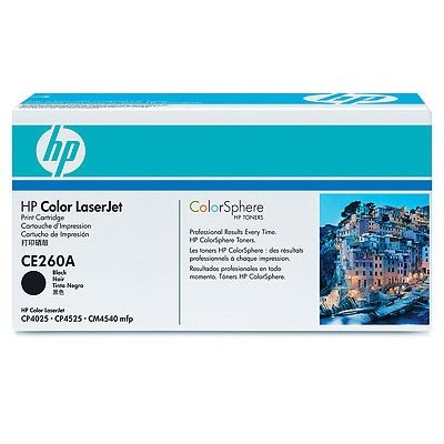 Картридж HP CE260A (647a)