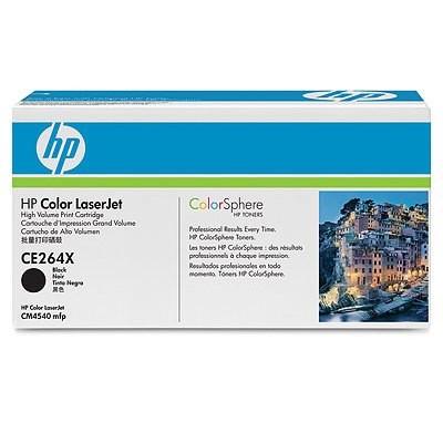 Картридж HP CE264X (646x)