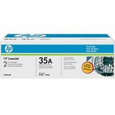 Картридж HP CB435AD (двойная упаковка)