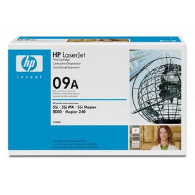 Картридж HP C3909A (09a)