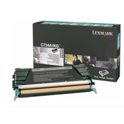 Картридж Lexmark C734A1KG