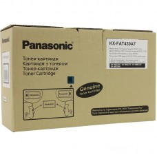 Тонер-картридж Panasonic KX-FAT430A7