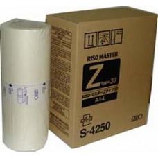 Мастер-пленка RISO Master S-4250 (А4)
