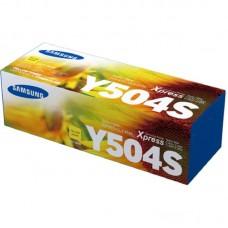 Тонер-картридж Samsung CLT-Y504S