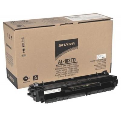 Тонер-картридж Sharp AL-103TD