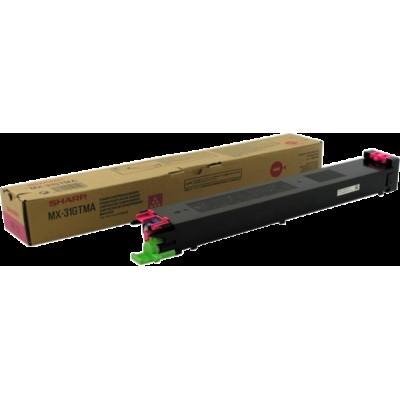 Тонер Sharp MX-31GTMA