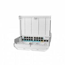 Коммутатор MikroTik netPower 15FR (CRS318-1Fi-15Fr-2S-OUT)