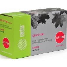 Картридж Cactus CS-C711M (711M)
